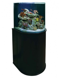 Current USA Cardiff 24gal Aquarium & Stand (w/o light fixture)
