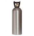 20 lb. Aluminum CO2 bottle