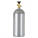 5 lb. Aluminum CO2 bottle