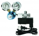 AquaticLife CO2 Regulator w/ Solenoid Valve