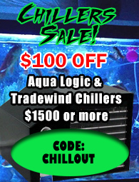 Tradewide Aqualogic Chillers